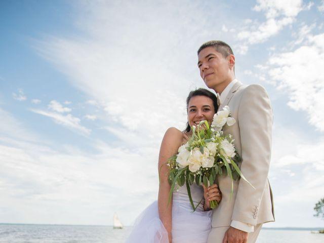 Le mariage de Alexandre et Jessica à Biscarrosse, Landes 71