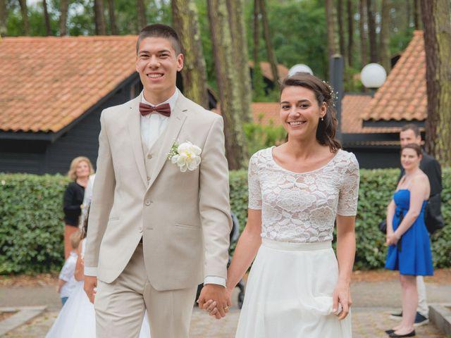 Le mariage de Alexandre et Jessica à Biscarrosse, Landes 84