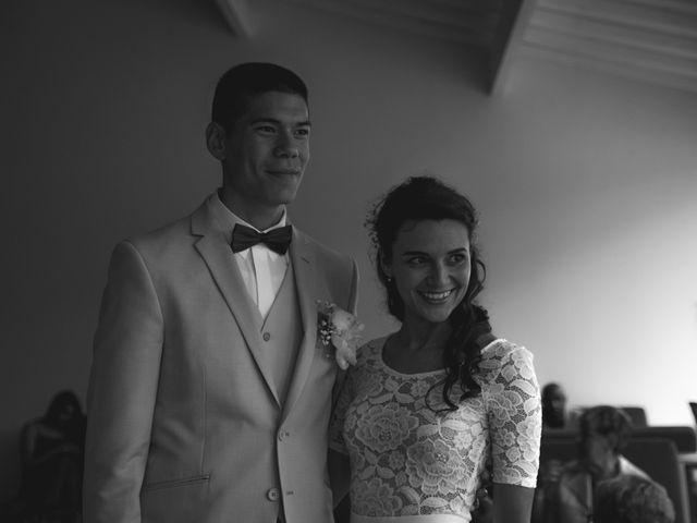 Le mariage de Alexandre et Jessica à Biscarrosse, Landes 85