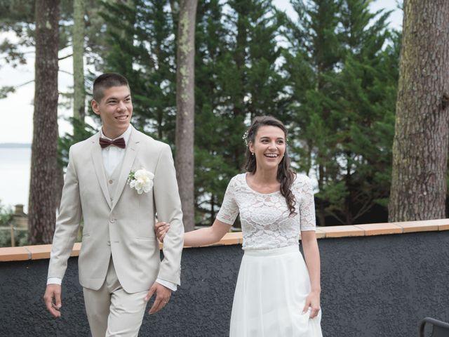 Le mariage de Alexandre et Jessica à Biscarrosse, Landes 88