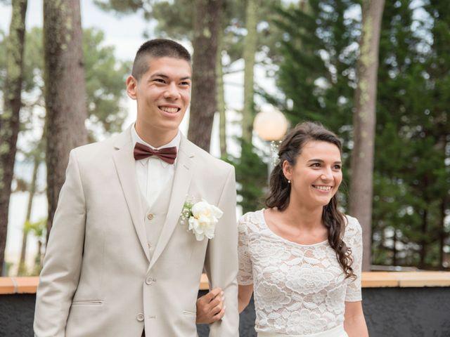Le mariage de Alexandre et Jessica à Biscarrosse, Landes 89