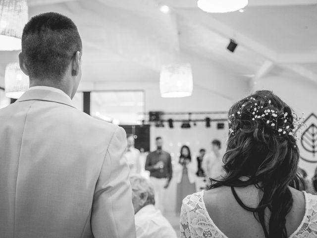 Le mariage de Alexandre et Jessica à Biscarrosse, Landes 96