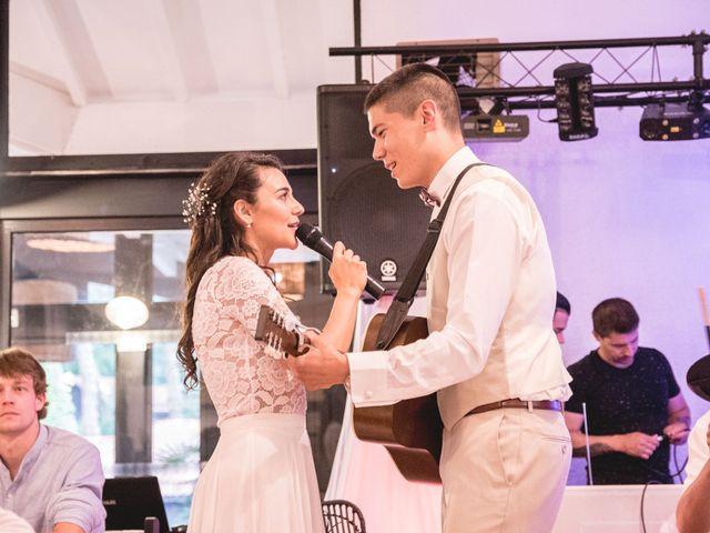 Le mariage de Alexandre et Jessica à Biscarrosse, Landes 99