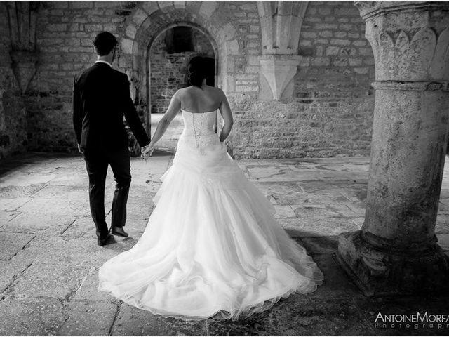Le mariage de Ludovic et Olivia à Arnay-le-Duc, Côte d'Or 5