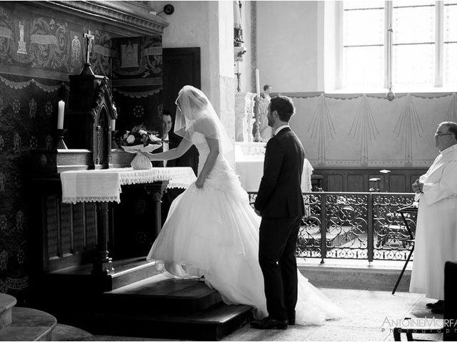 Le mariage de Ludovic et Olivia à Arnay-le-Duc, Côte d'Or 1