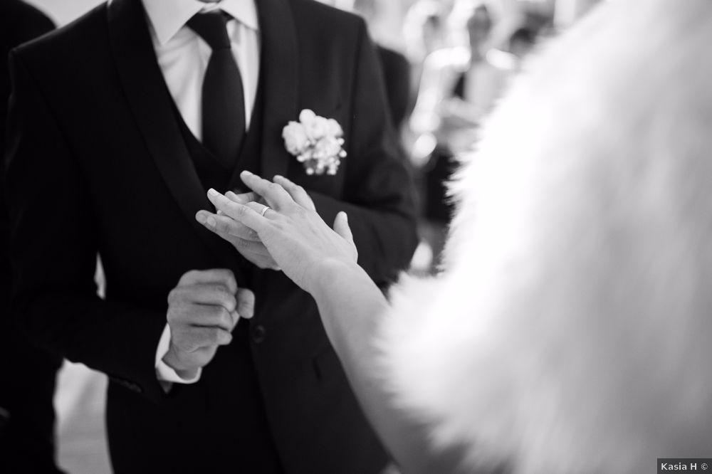 Le Mariage de la Semaine : Le costume du marié 1