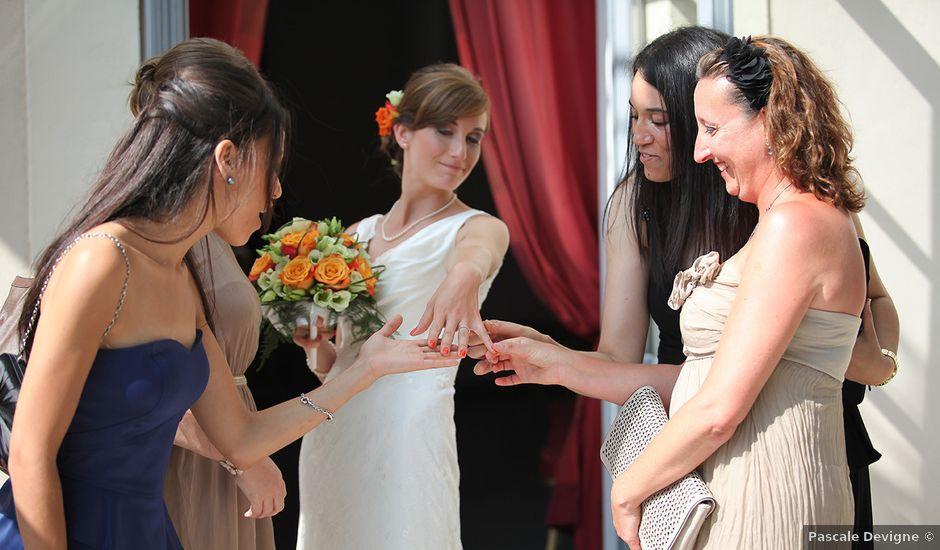 Le mariage de Yannick et Géraldine à Orange, Vaucluse