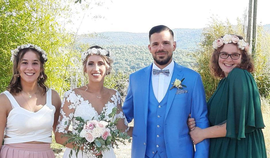 Le mariage de Magali et Alexandre à Céreste, Alpes-de-Haute-Provence