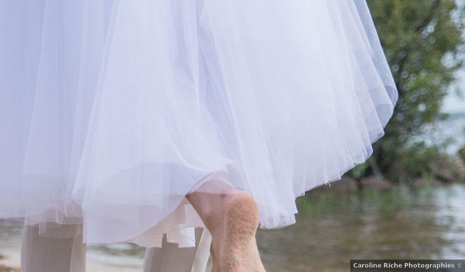 Le mariage de Alexandre et Jessica à Biscarrosse, Landes