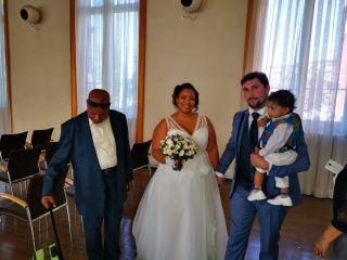 Le mariage de Leslie et Jonathan