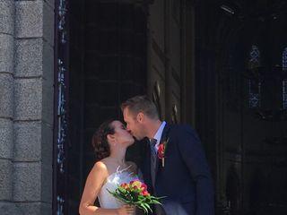 Le mariage de Carole et Thomas  1