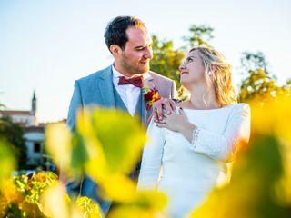 Le mariage de Thibaud et Marie-Lou