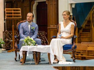 Le mariage de Hélène et Guillaume