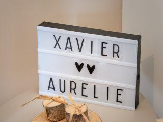 Le mariage de Aurélie et Xavier 2