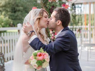 Le mariage de Adeline et Taher