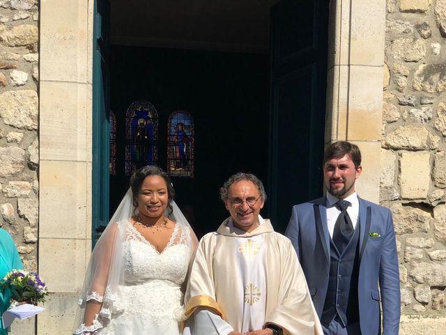 Le mariage de Jonathan et Leslie à Fresnes, Val-de-Marne 11