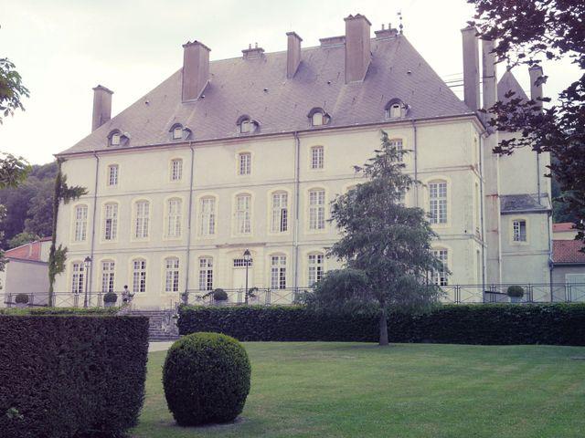 Le mariage de Pol et Lulia à Houdémont, Meurthe-et-Moselle 13
