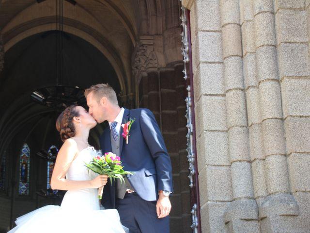 Le mariage de Carole et Thomas