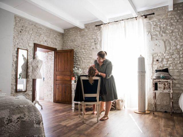 Le mariage de Julien et Marion à Breuillet, Charente Maritime 3