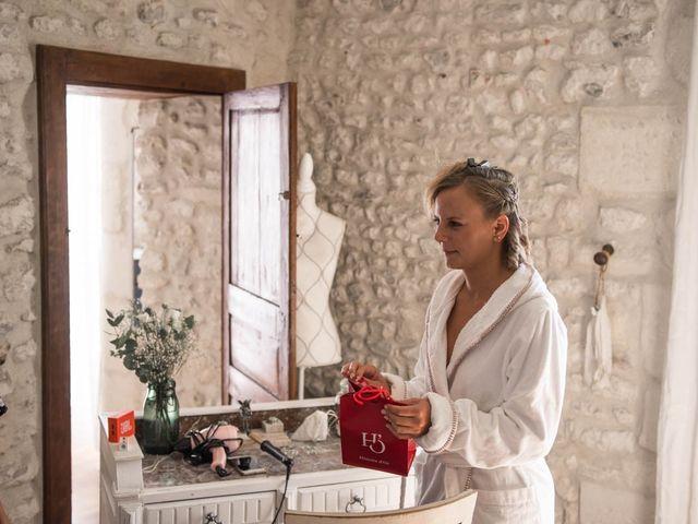 Le mariage de Julien et Marion à Breuillet, Charente Maritime 6