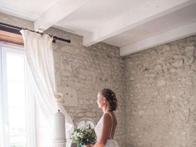 Le mariage de Julien et Marion à Breuillet, Charente Maritime 1