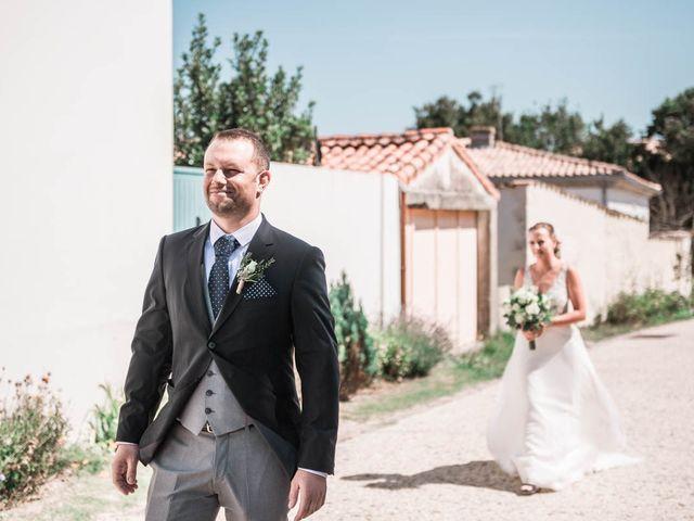 Le mariage de Julien et Marion à Breuillet, Charente Maritime 20