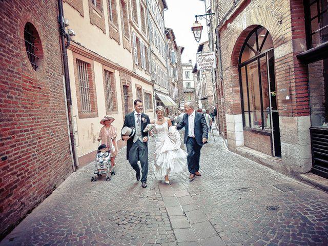 Le mariage de Emmanuel et Chrystel à Albi, Tarn 31