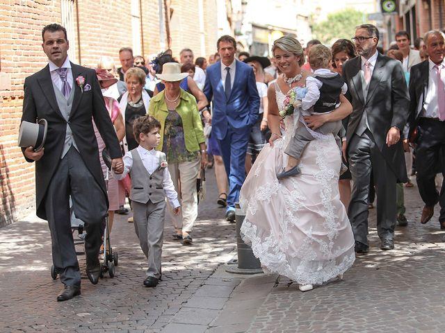 Le mariage de Emmanuel et Chrystel à Albi, Tarn 35