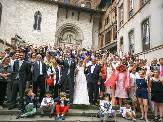 Le mariage de Emmanuel et Chrystel à Albi, Tarn 38