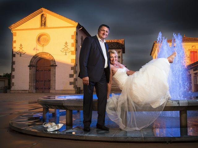 Le mariage de Pascale et Bernard