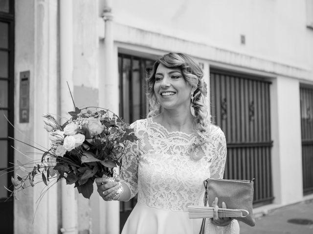 Le mariage de Taher et Adeline à La Boissière-École, Yvelines 8