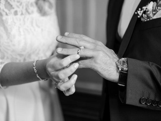 Le mariage de Taher et Adeline à La Boissière-École, Yvelines 18
