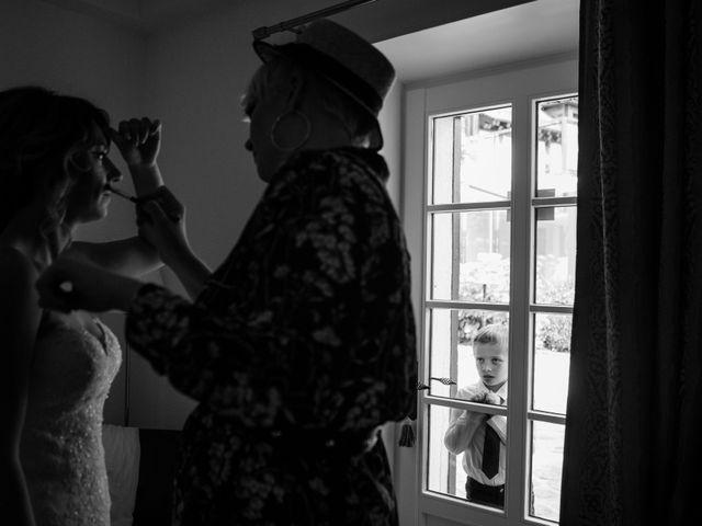Le mariage de Taher et Adeline à La Boissière-École, Yvelines 26