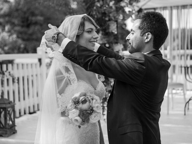 Le mariage de Taher et Adeline à La Boissière-École, Yvelines 34
