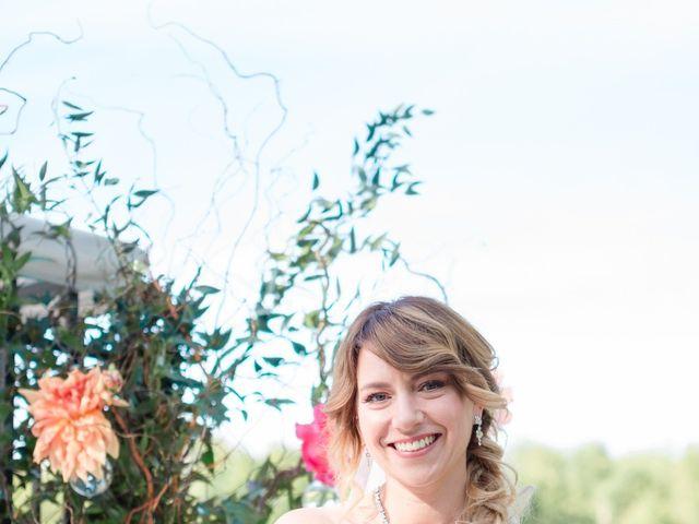 Le mariage de Taher et Adeline à La Boissière-École, Yvelines 48