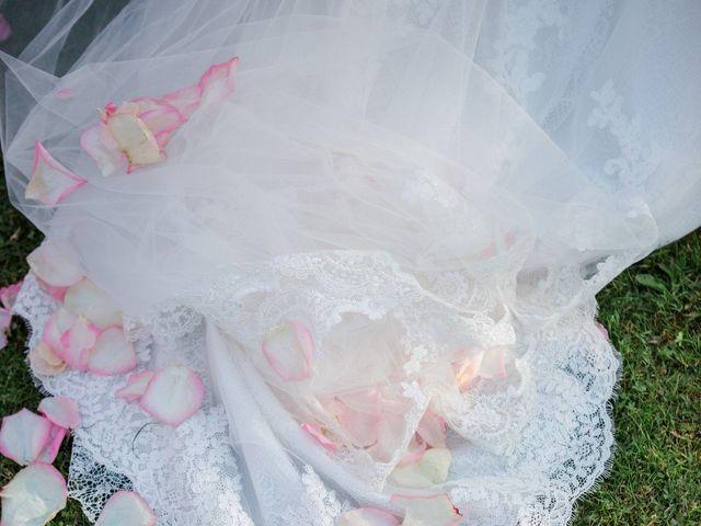 Le mariage de Taher et Adeline à La Boissière-École, Yvelines 50