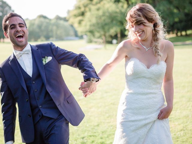 Le mariage de Taher et Adeline à La Boissière-École, Yvelines 66