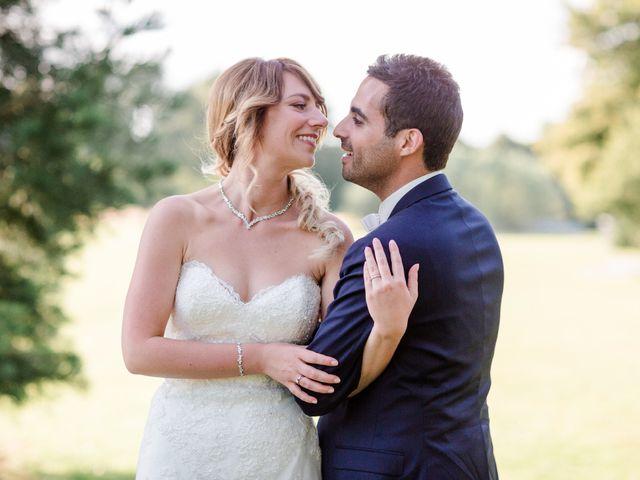 Le mariage de Taher et Adeline à La Boissière-École, Yvelines 68