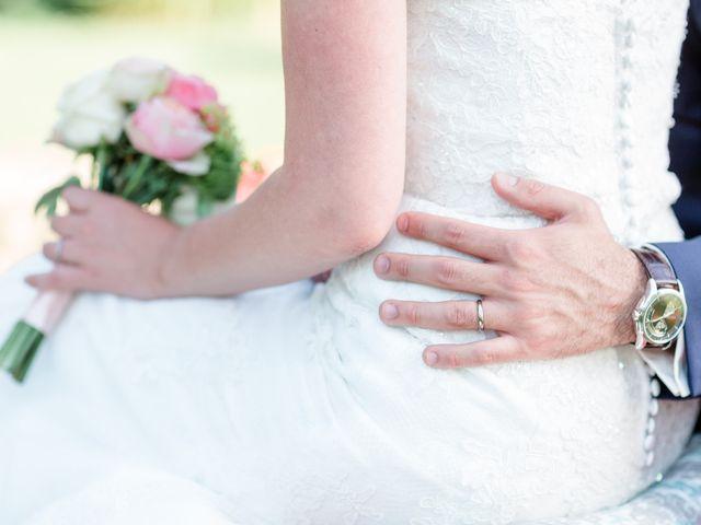 Le mariage de Taher et Adeline à La Boissière-École, Yvelines 69