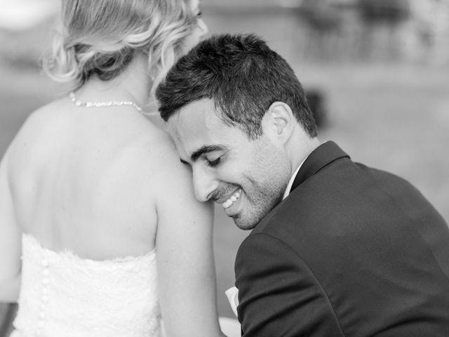 Le mariage de Taher et Adeline à La Boissière-École, Yvelines 70