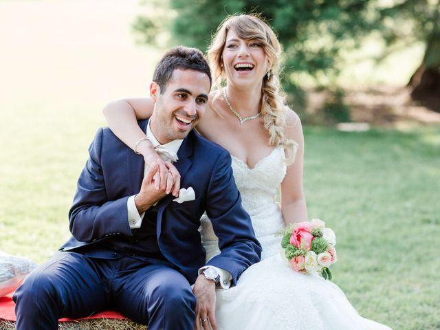 Le mariage de Taher et Adeline à La Boissière-École, Yvelines 71