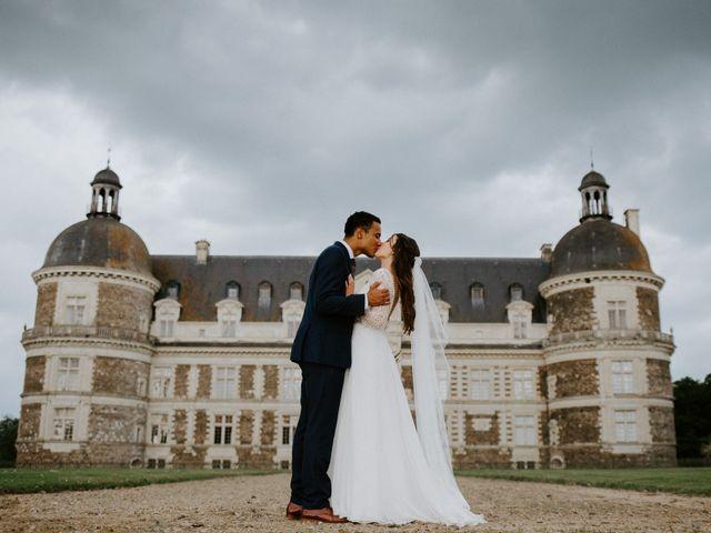Le mariage de Anthony et Danae à Le Pin-en-Mauges, Maine et Loire 5