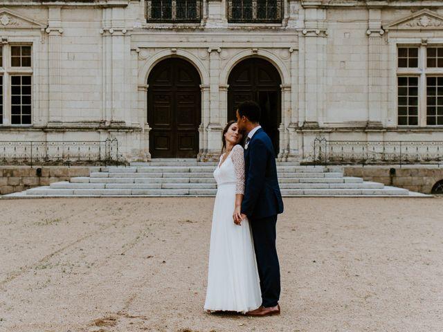 Le mariage de Anthony et Danae à Le Pin-en-Mauges, Maine et Loire 6