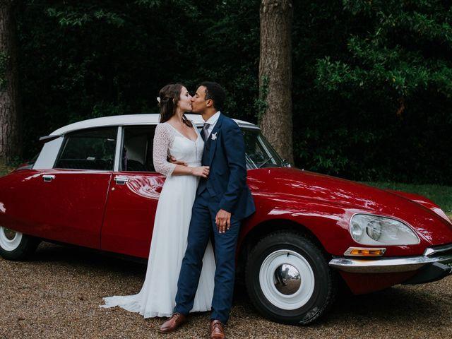Le mariage de Anthony et Danae à Le Pin-en-Mauges, Maine et Loire 11