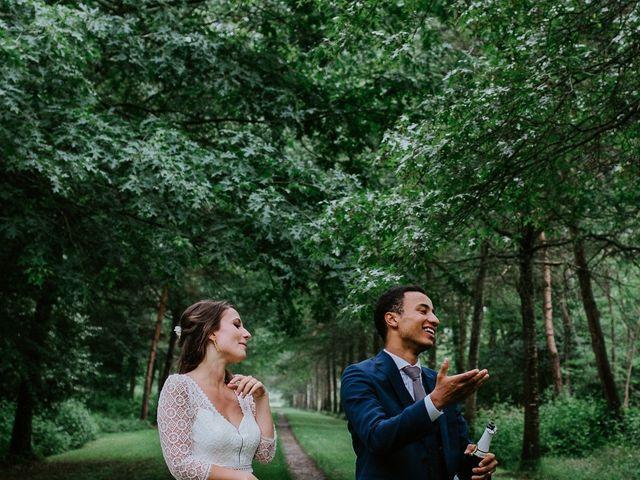 Le mariage de Anthony et Danae à Le Pin-en-Mauges, Maine et Loire 12