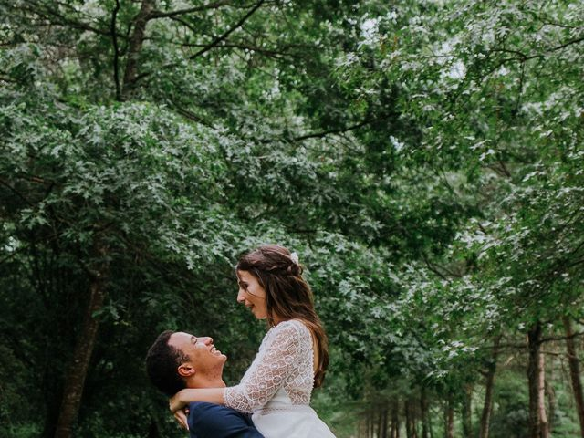 Le mariage de Anthony et Danae à Le Pin-en-Mauges, Maine et Loire 15