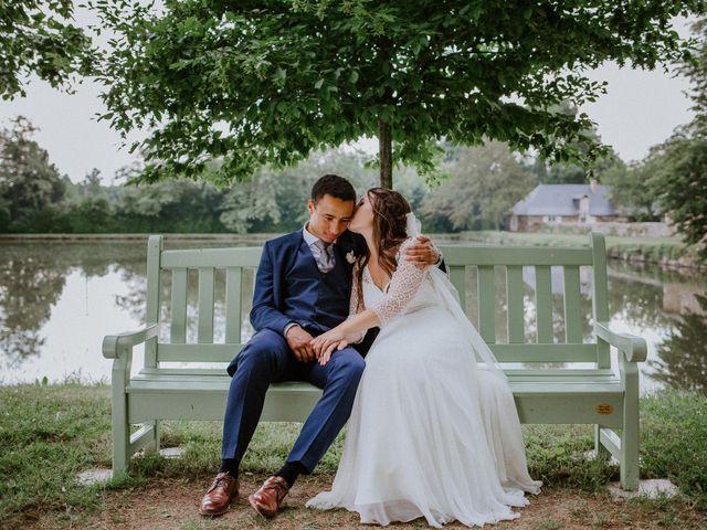 Le mariage de Anthony et Danae à Le Pin-en-Mauges, Maine et Loire 10