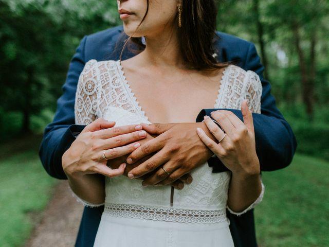 Le mariage de Anthony et Danae à Le Pin-en-Mauges, Maine et Loire 17