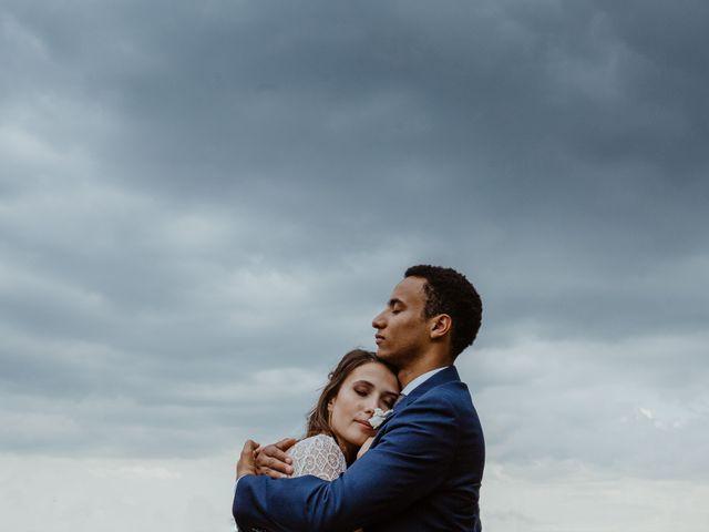 Le mariage de Anthony et Danae à Le Pin-en-Mauges, Maine et Loire 2