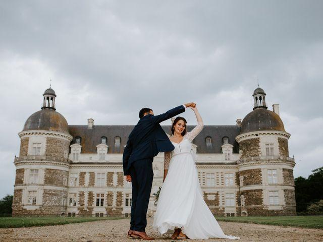 Le mariage de Anthony et Danae à Le Pin-en-Mauges, Maine et Loire 4